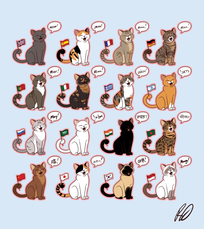 Miao nel mondo